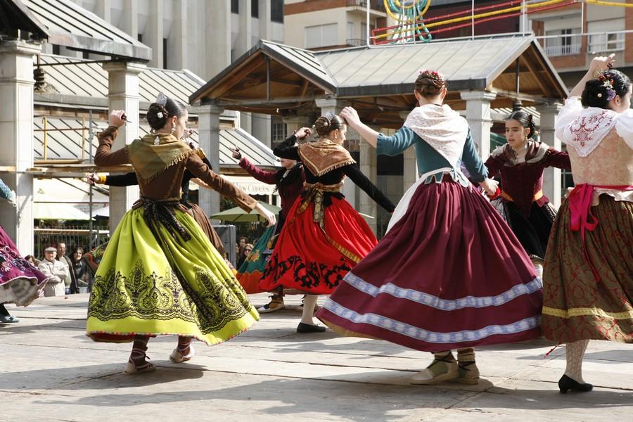 Fiestas de la Magdalena en Castellón.