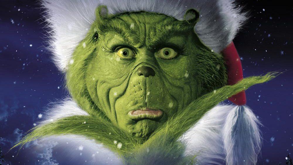 Películas de Navidad. El Grinch