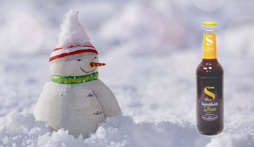 Beber tinto de verano Sandevid en invierno.