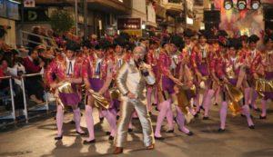 Carnavales de España. Águilas (Murcia)