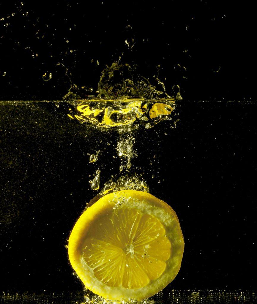 Limón para añadirlo a tinto de verano Sandevid