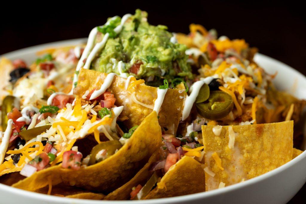 Los mejores nachos mexicanos caseros