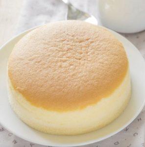 tarta de queso con tres ingredientes