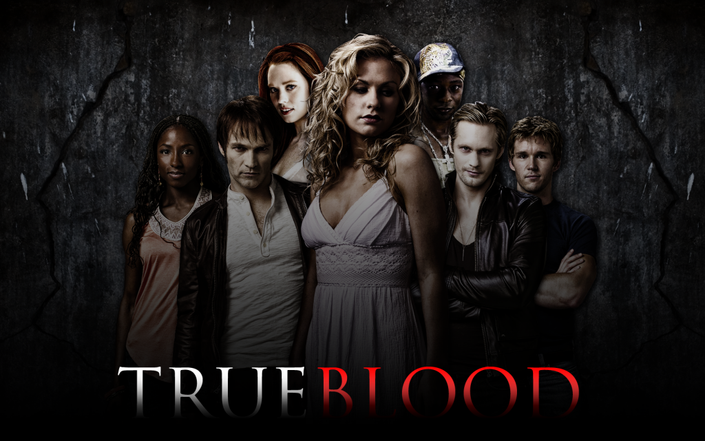 True Blood. Serie de HBO