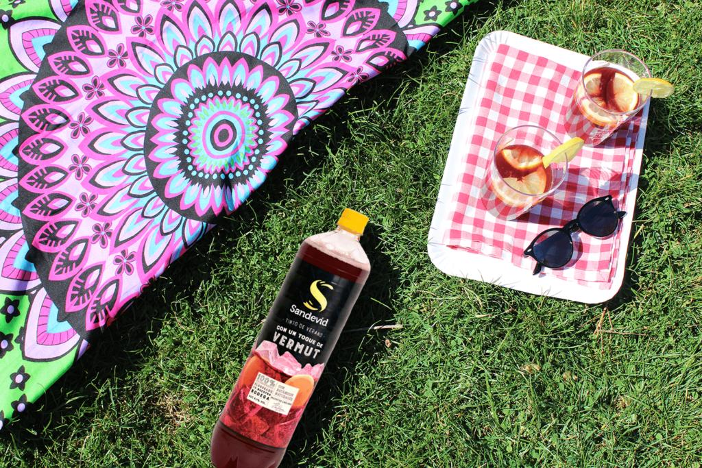 Nuevo sabor: tinto de verano con un toque de vermut