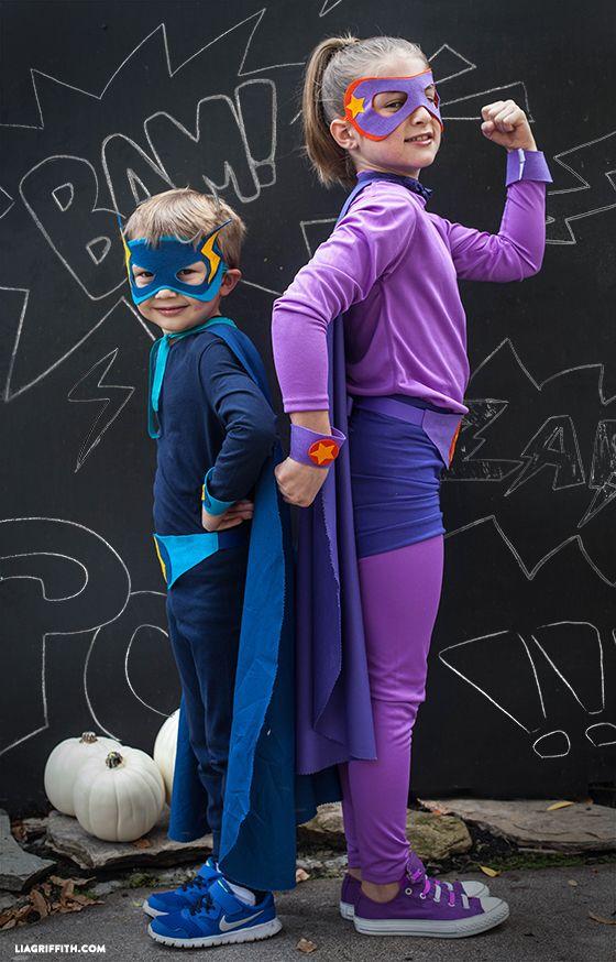 disfraz de superheroe para carnaval