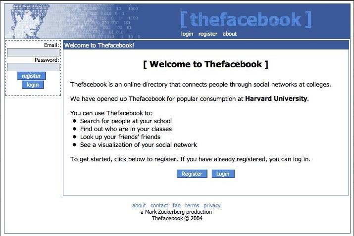 The Facebook - aniversario de Facebook