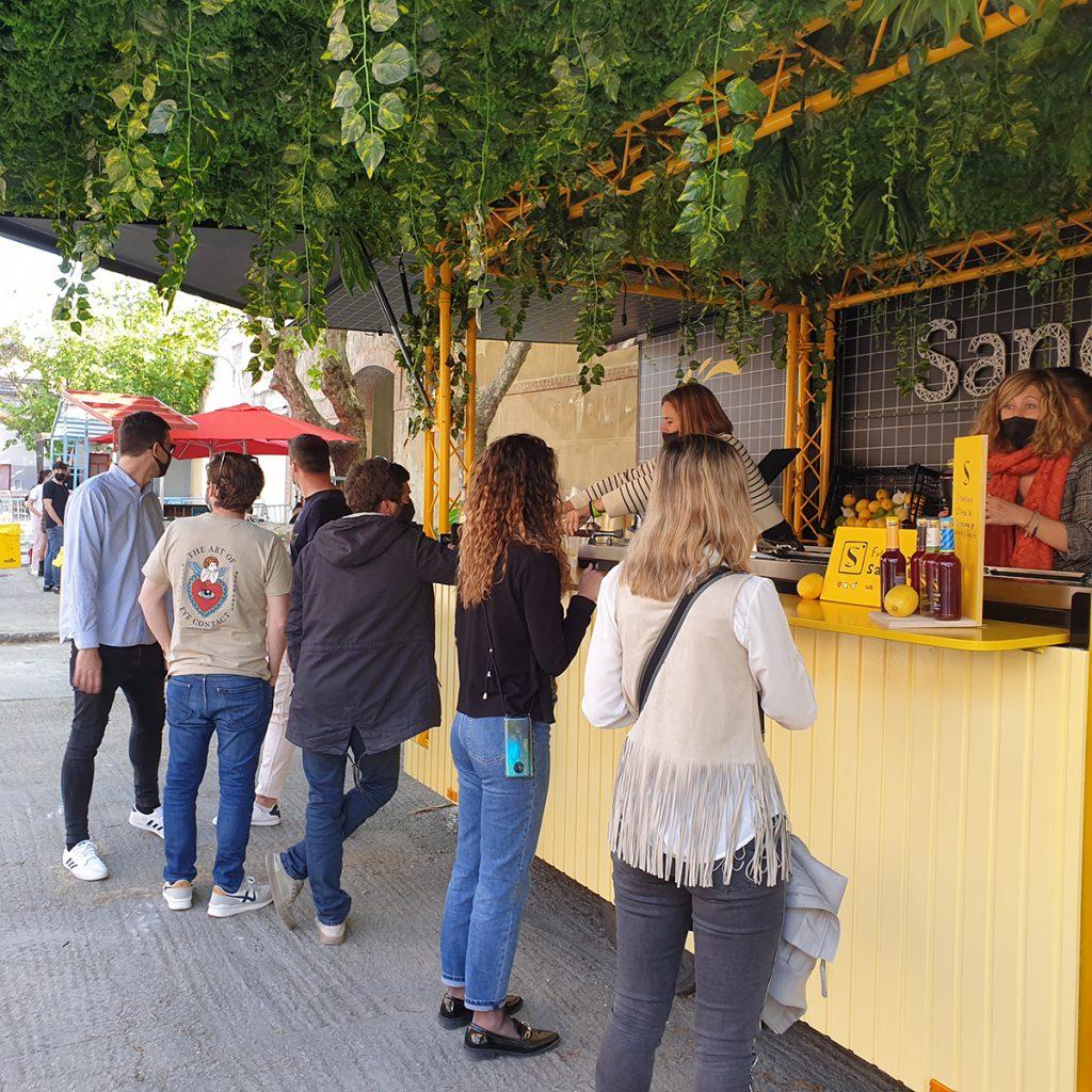 caravana sandevid en Mercado de Motores