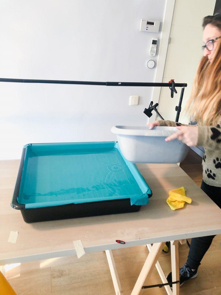 Sandevid Vibes - Making of Perfect Serve Al Agua 3