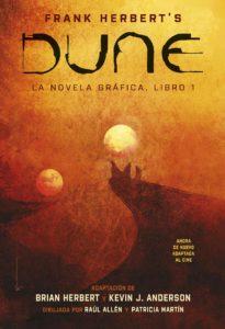 Libros más recomendados - Dune, la novela gráfica